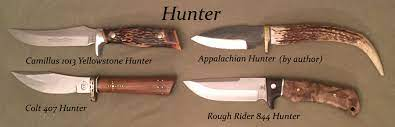 hunter knife